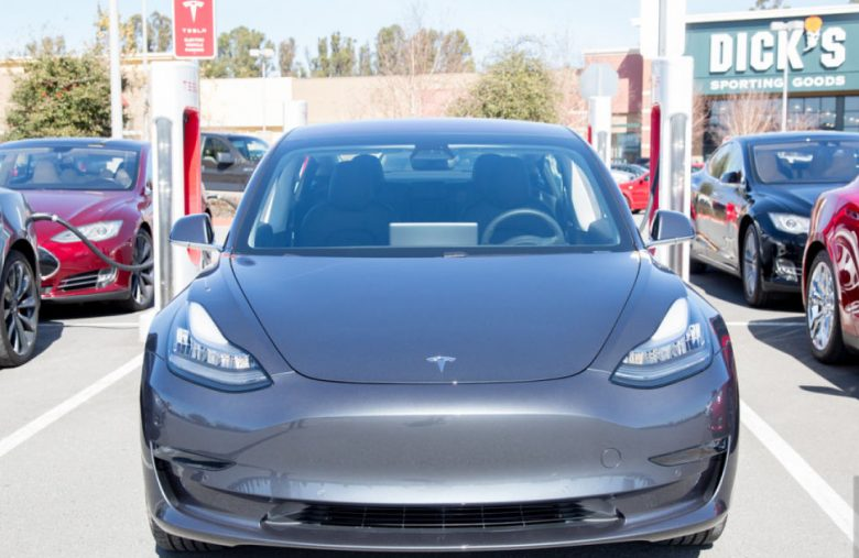 Telsa's Model 3 can now use DC fast chargers across the US