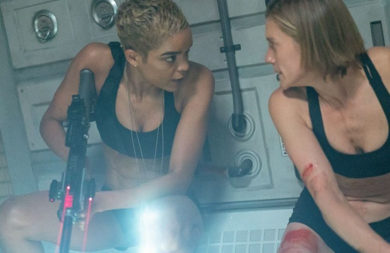 Netflix's 'Another Life' trailer shows Katee Sackhoff back in space