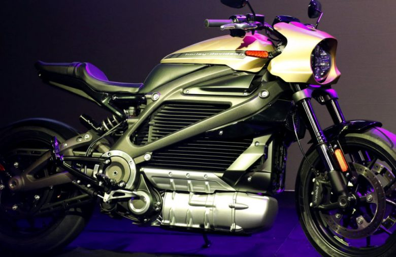Harley-Davidson offers free charging for its electric motorcycle
