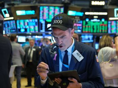 Dow Smashes New Records as Fed-Speak Dashes Investor Fears