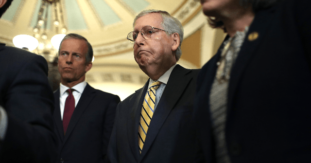 Kentucky Blues: House's Outsourcing Bill Threatens McConnell's Home State, Senate Majority