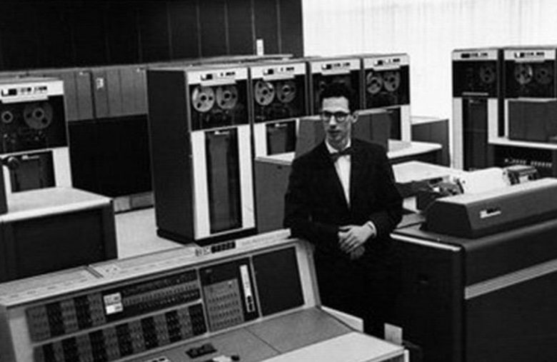 Computer password inventor Fernando Corbato dies at 93