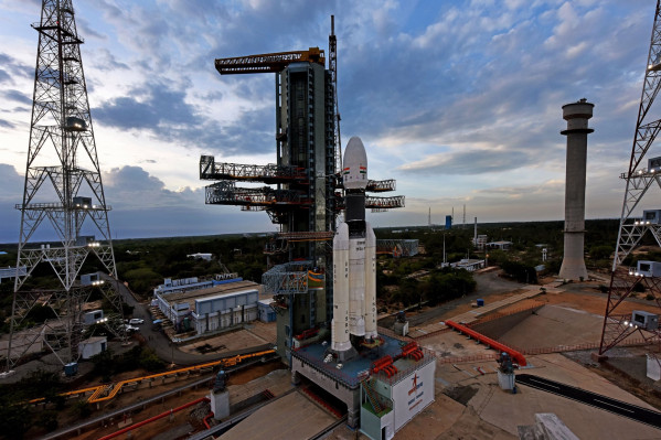 Watch ISRO's historic Chandrayaan-2 Moon mission rocket launch live