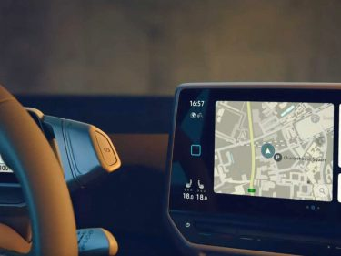 VW inadvertently offers a peek at the interior of its ID.3 EV
