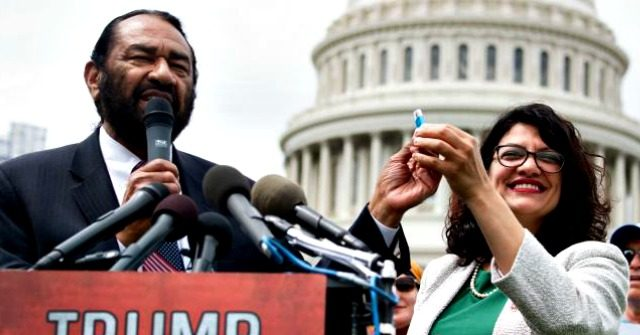 Al Green Vows to Force Impeachment Vote This Month
