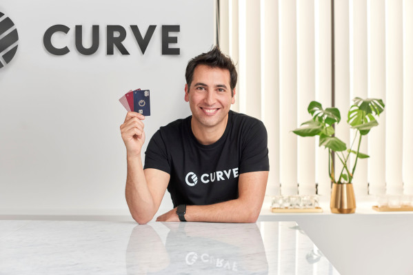 Curve, the 'over-the-top' banking platform, raises $55M at a $250M valuation