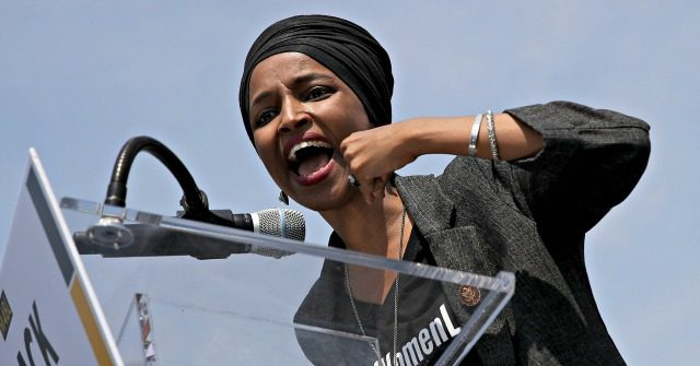 Ilhan Omar Blasted U.S. Three Days before Approving Resolution Upholding 'American Freedom'