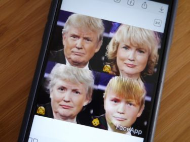 AI photo editor FaceApp goes viral again on iOS, raises questions about photo library access