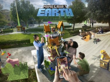 Minecraft Earth starts rolling out in beta in Seattle and London