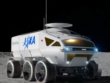 Toyota will spend 10 years perfecting its astronaut moon rover