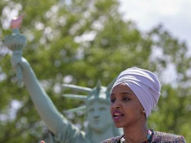Omar: Trump 'Is Fascist'