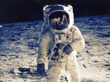 Robert Charles: Woke Media Turn Moon Landing into 'Political Knife Fight' About Sexism