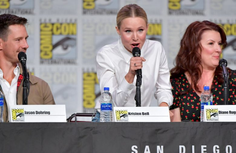 Hulu's Comic-Con surprise: 'Veronica Mars' is streaming now