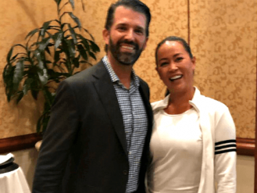 Donald Trump Jr. Savages Michael Avenatti: 'Really Enjoyed Meeting Your Ex-Wife at My Speech'