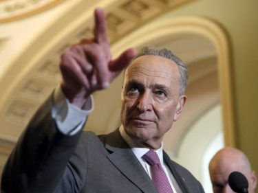 Chuck Schumer Blames the Trump Administration for Overcrowding at the Southern Border