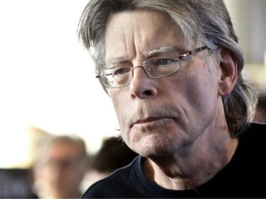 Stephen King: Can't Wait to Fire This 'Vile, Racist Bag of Guts' in 2020