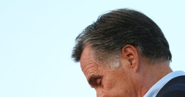 Mitt Romney: 'Send Her Back' Chants Were 'Offensive,' Bad for GOP