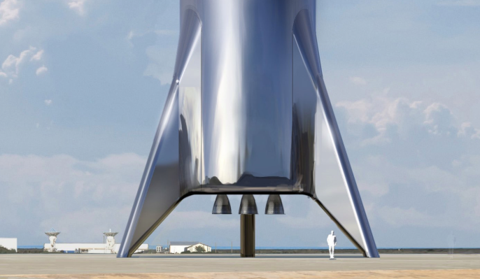 Elon Musk says Starship prototypes will have first test flights in '2 to 3 months'