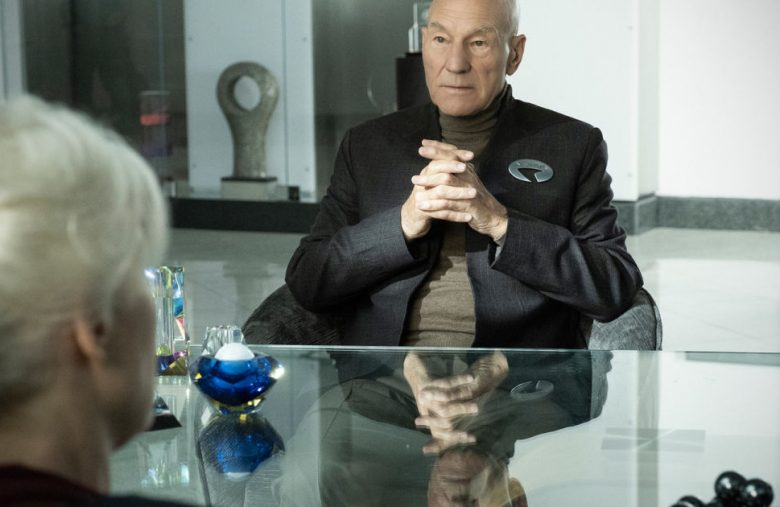 CBS offers the first trailer for 'Star Trek: Picard'
