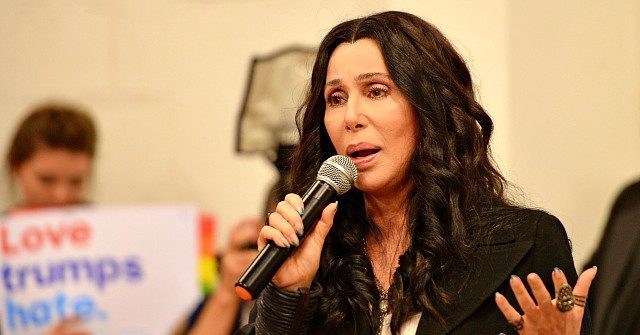 Cher: Trump Only Thinks About Being a Dictator