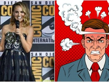 Natalie Portman Swings Thor's Hammer, Insecure Trolls Lose Their Minds