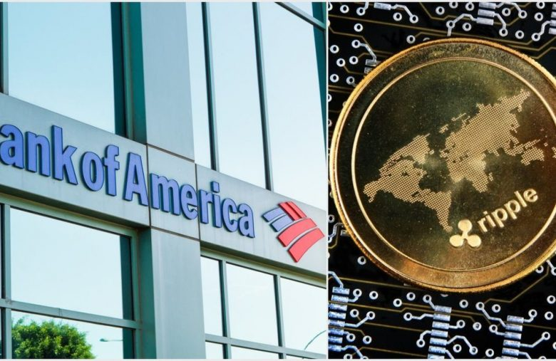 Bank of America Patents Method Using Ripple Technology