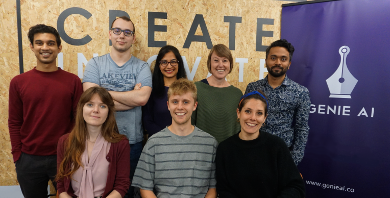 Legaltech startup Genie AI scores £2M seed for its 'intelligent' contract editor