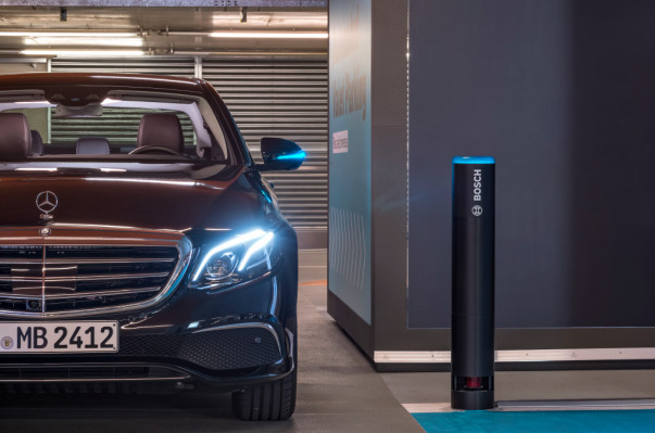 Daimler and Bosch's driverless parking feature can legally operate without human supervision