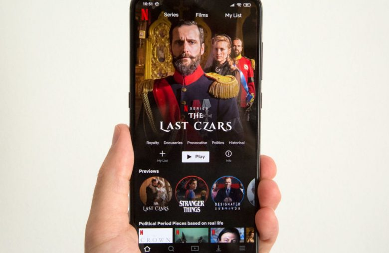 Netflix launches $3 mobile-only subscription in India