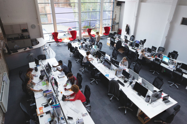 How startups can make the open office work, for employers and employees