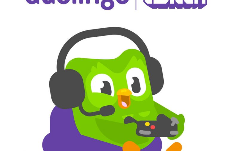 Duolingo and Twitch help streamers teach new languages