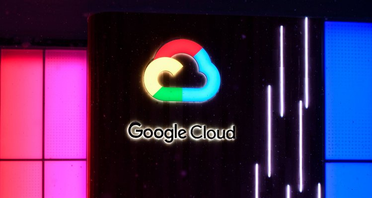 Google Cloud's run rate is now over $8B