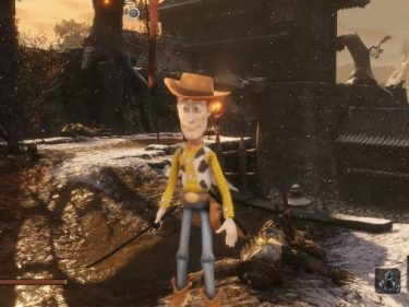 Terrifying Sekiro 'Toy Story' Mod Will Ruin Your Childhood