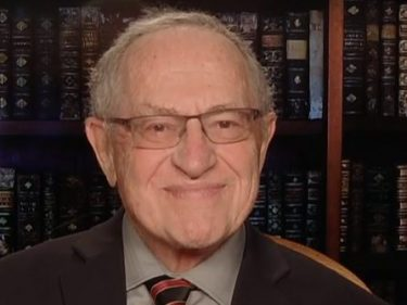 Dershowitz: House Impeachment Investigation 'Is the Perfect Definition of a Fishing Expedition'