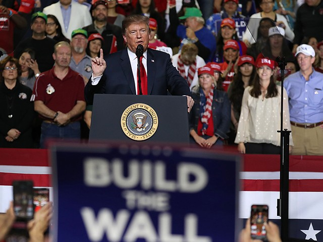Supreme Court Lets Trump Build the Wall; Lifts Injunction