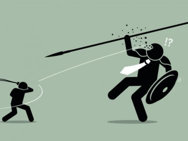 David and Goliath: Approaching the 'deal'