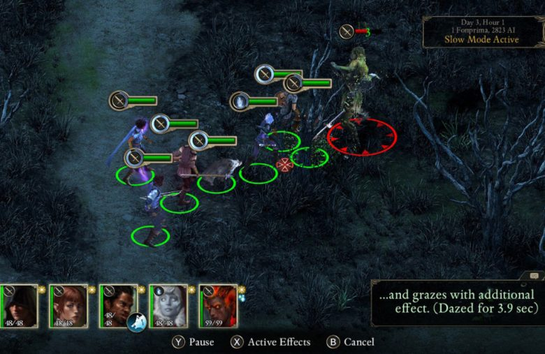 The original 'Pillars of Eternity' RPG comes to Switch on August 8th