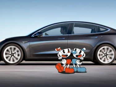 Hit indie game Cuphead is headed to Tesla vehicles in August