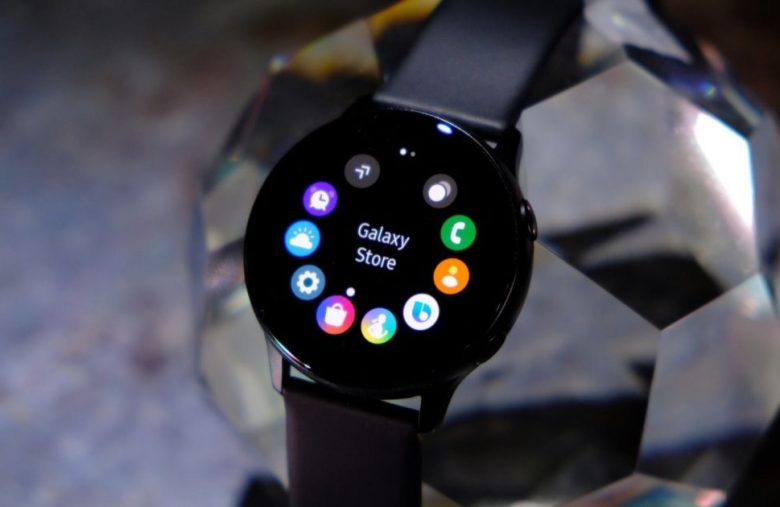 FCC offers early peek at Samsung's Galaxy Watch Active 2