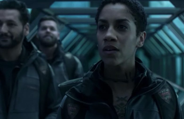 Amazon renews rescued sci-fi series 'The Expanse' for fifth season