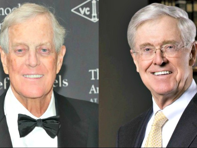 Billionaire Koch Brothers: Americans Must Not 'Turn Our Back' on Refugees