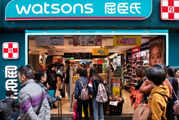 Prenetics partners with Watsons, one of Asia's largest personal care retailers, to sell its new consumer DNA tests