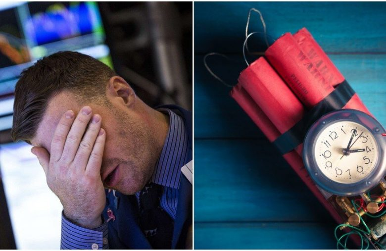 Dow Defies Market Slump But Ticking Time Bomb Could Spoil the Rally