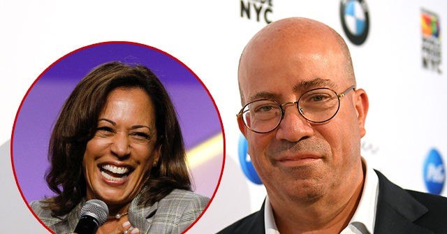 CNN Democrat Debate: Jeff Zucker Once Endorsed Kamala Harris for California AG