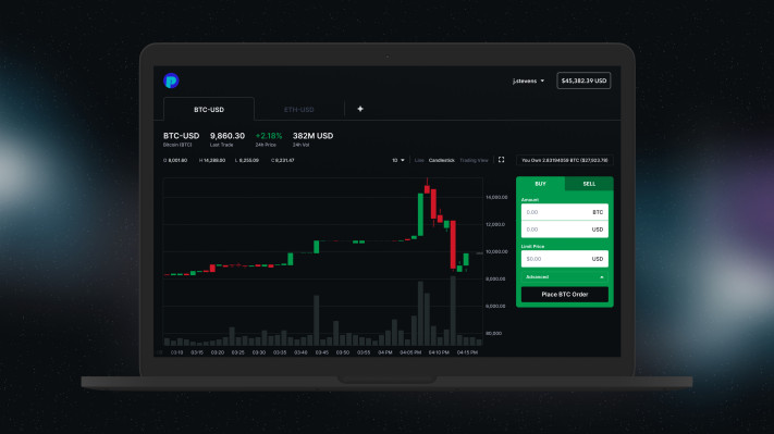 Blockchain (the company) launches an exchange (The Pit)