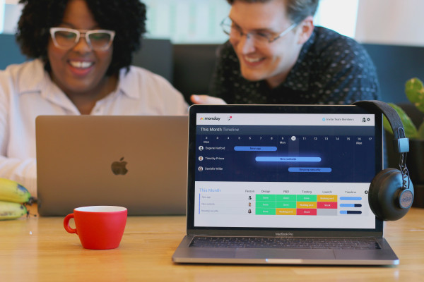 Monday.com raises $150M more, now at $1.9B valuation, for workplace collaboration tools