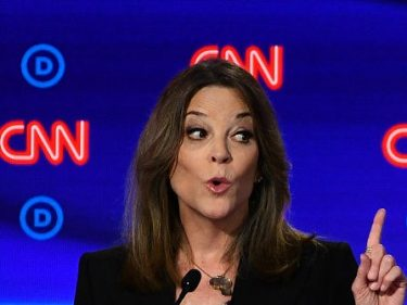 Marianne Williamson: America Made 'Huge Multi-National Corporations into a False God'