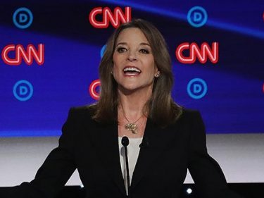 Marianne Williamson Wins Drudge Poll After Breakout Debate Performance
