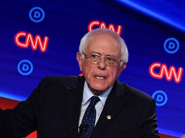 Bernie Sanders: 'Health Care as a Human Right' Applies to Illegal Aliens