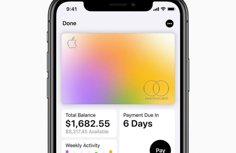 Apple Card rolls out in the US this August